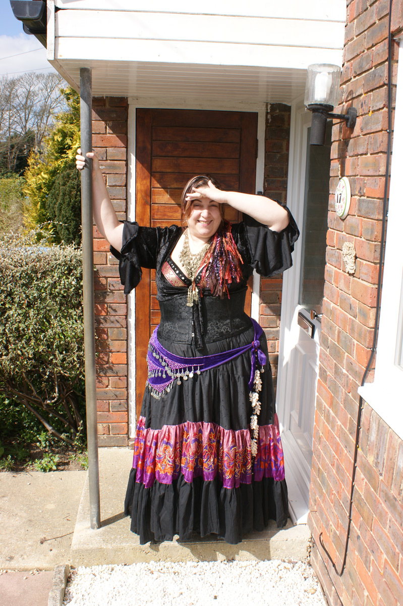 : make a gypsy costume  - Germanpascual.Com