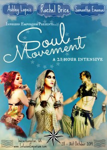 Soul Movement Flyer