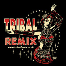 tribal remix logo