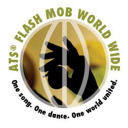 ATS World Wide Flash Mob logo