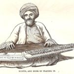 Kanum player, public domain image courtesy of Wikipedia